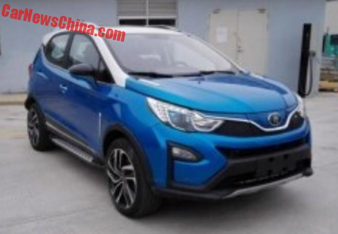 BYD Yuan SUV Goes Electric In China
