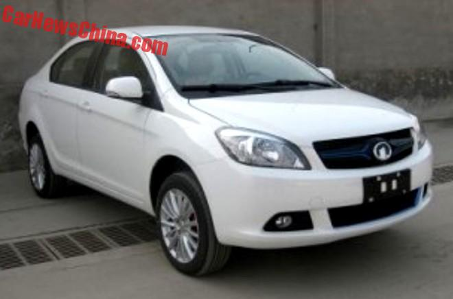 Great Wall C30 Sedan Goes Electric In China