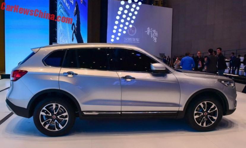 New Car Brand From China Hanteng Autos Carnewschina Com