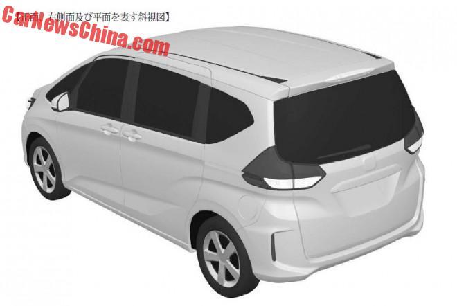 Honda Freed China-2