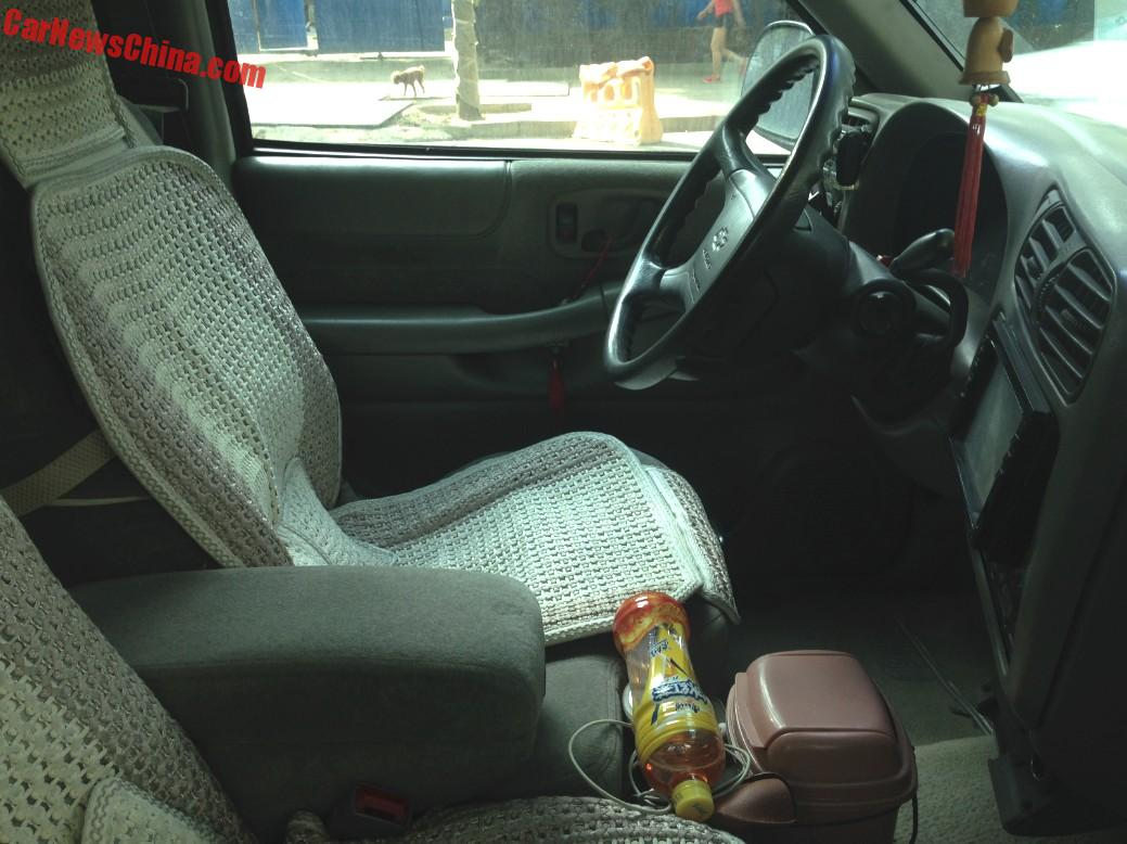 Blazer chevy blazer 2011 Spotted In China: Second Generation S10 Chevrolet Blazer ...