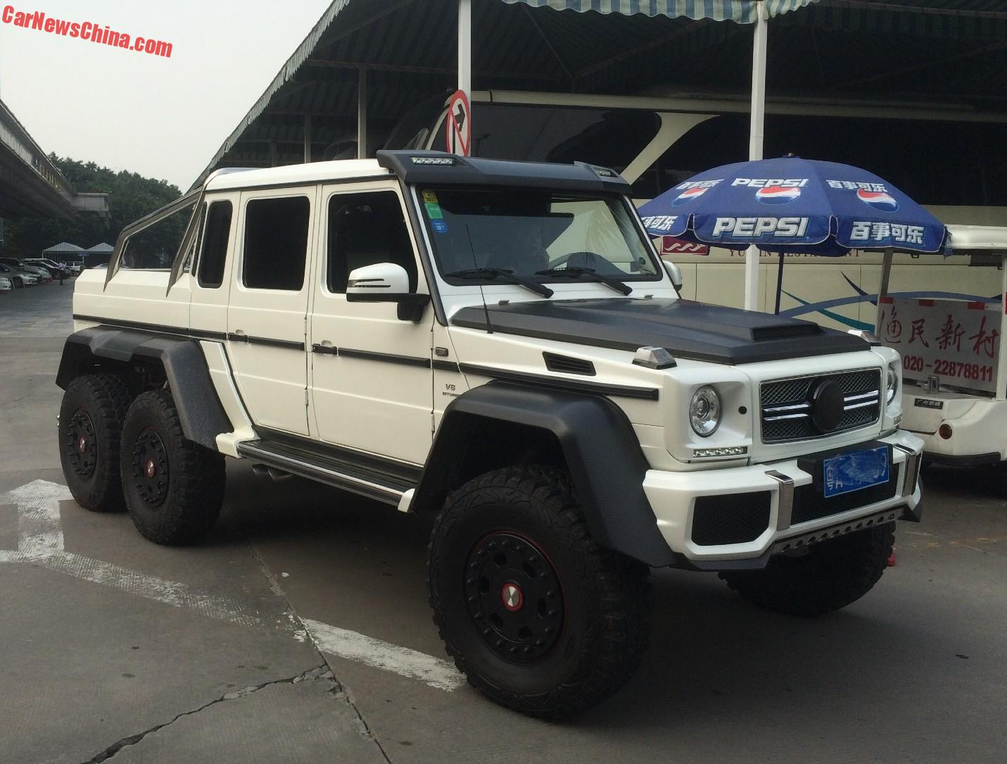 mansory mercedes benz g63 amg 6x6 crashed and burned in china rh carnewschina com