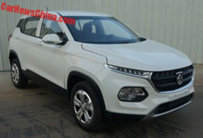 Spy Shots: Baojun Goes Crazy With New 510 SUV