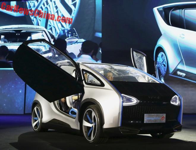 More On The Hanergy Solar Powered Cars From China