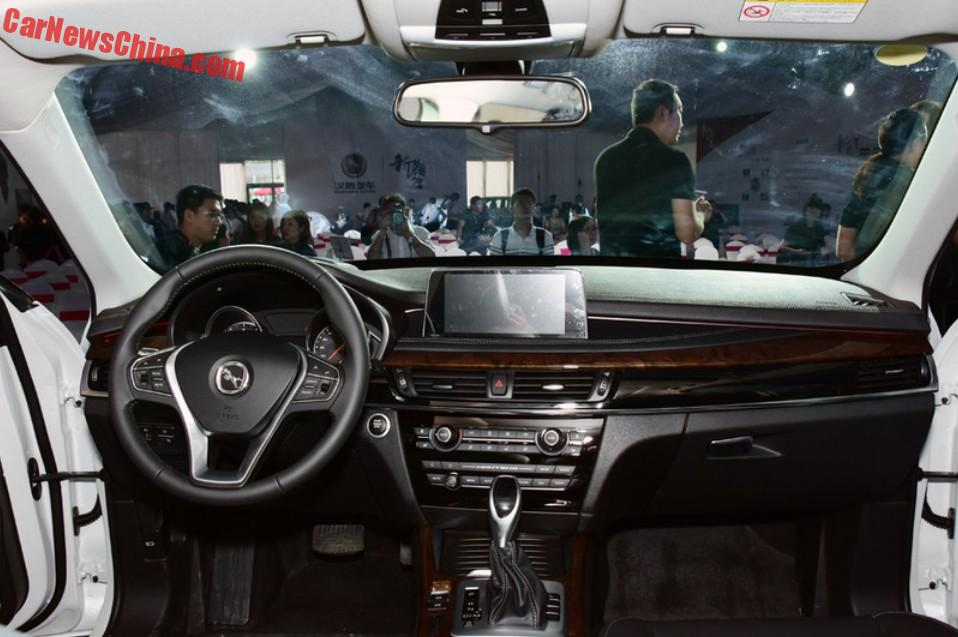 Hanteng X7 Suv Launched On The Chinese Car Market