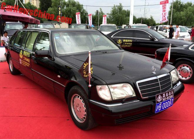 Dynasty 1000 W140 Mercedes-Benz