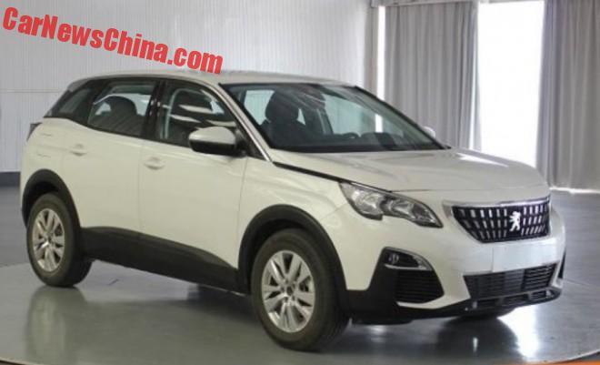 Peugeot 4008 China