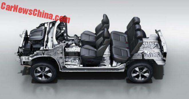 Chery To Launch Five New Cars On New TX1 Modular Platform