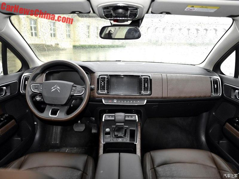 Citroen C6 To Get A 1.6 Turbo In China - CarNewsChina.com