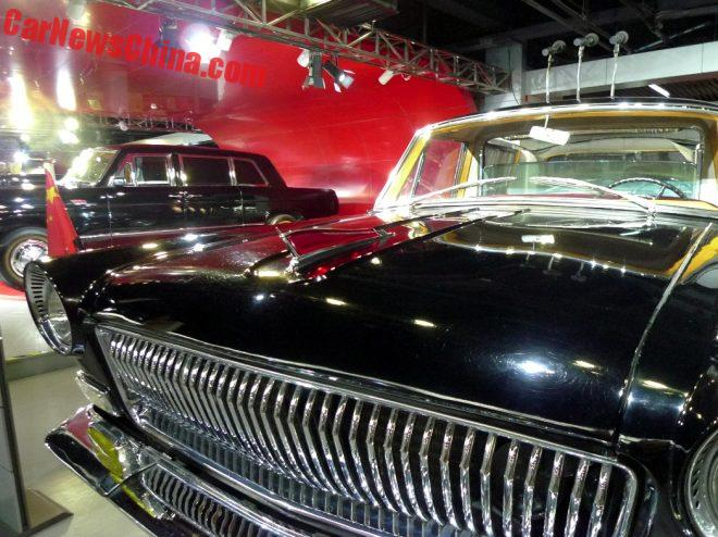 Visit To The Hongqi Factory Museum In Changchun, China