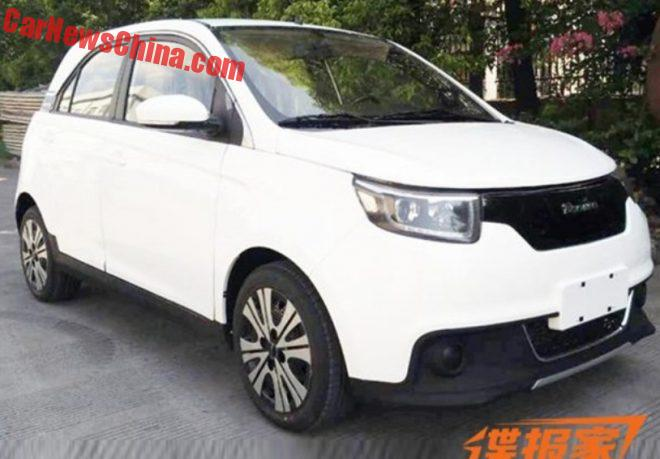 New Car Brand From China: Deeree