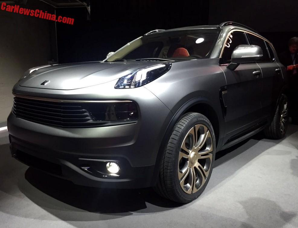 geely lynk co 01 suv launched in sweden. Black Bedroom Furniture Sets. Home Design Ideas