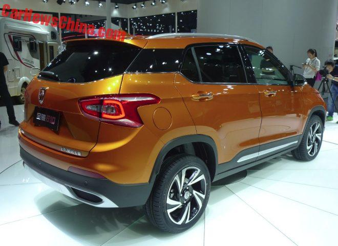 2016 - [CHINE] Guangzhou Auto Show Baojun-510-7-660x481
