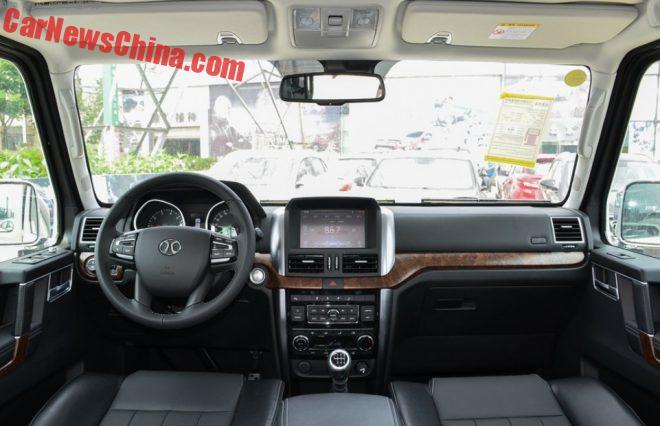 Resultado de imagen para Beijing Auto BJ80J