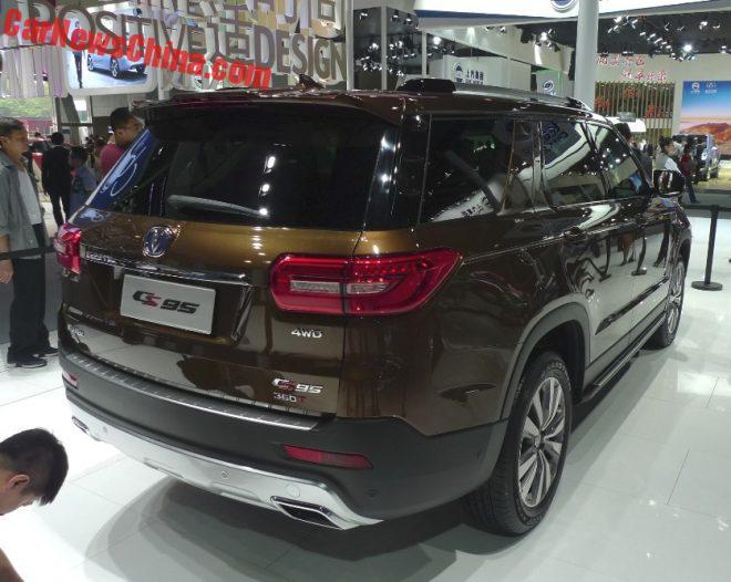 2016 - [CHINE] Guangzhou Auto Show Changan-cs95-6-660x526