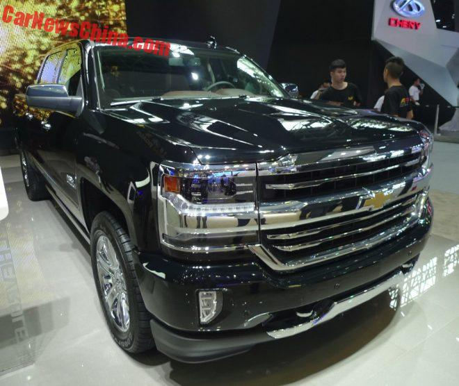 Chevrolet To Sell Pickup Trucks In China Unless Donald Trump Spoils The Party