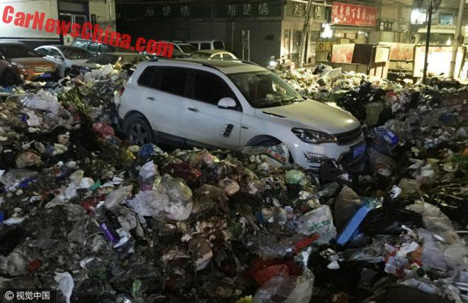 Don't Fool With The Chinese Garbage Men, You Fool