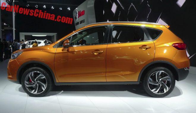 2016 - [CHINE] Guangzhou Auto Show Dongfeng-ax5-2-660x382
