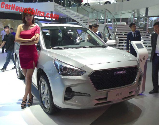 Haval Launches Another H6, But What Is It Exactly?