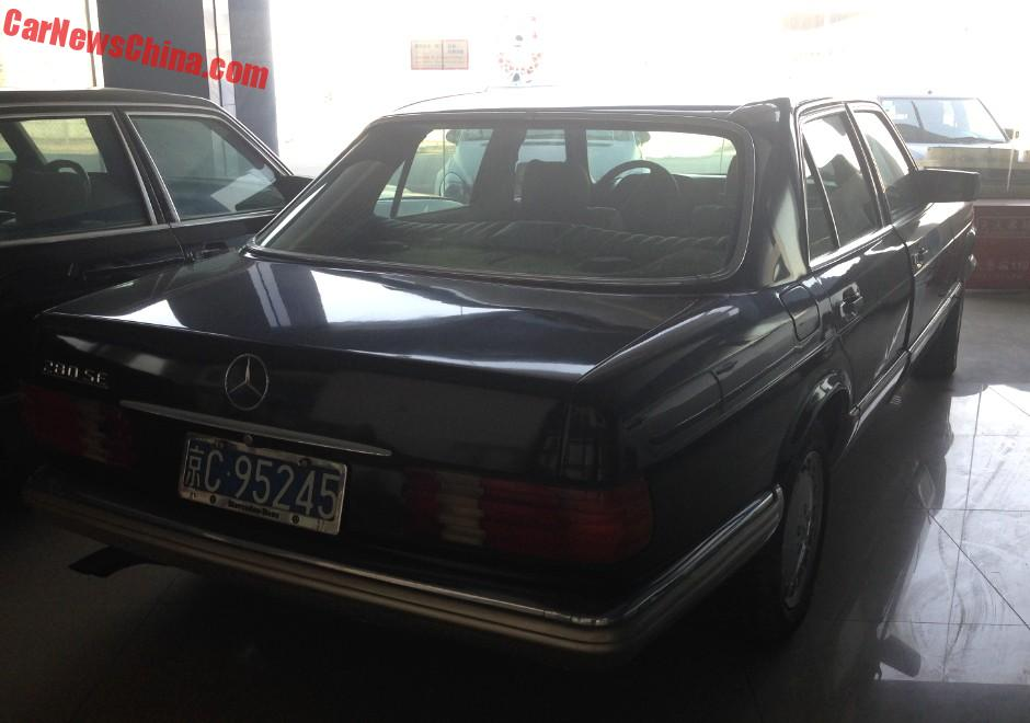 a beautiful mercedes benz collection in china carnewschina com rh carnewschina com