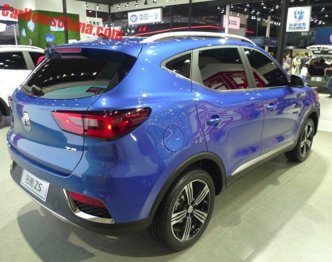 2016 - [CHINE] Guangzhou Auto Show Mg-zs-china-8-660x521