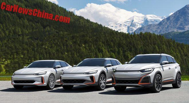 New Chinese Car Brand: WM Motors To Bring EVs To The Masses