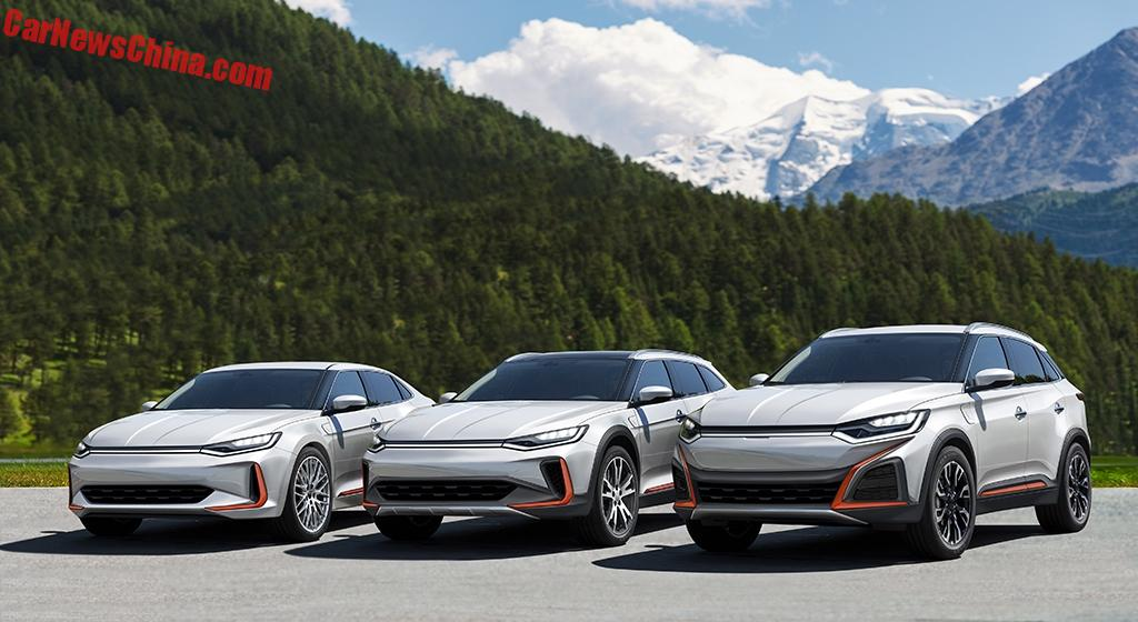 New Chinese Car Brand Wm Motors To Bring Evs To The