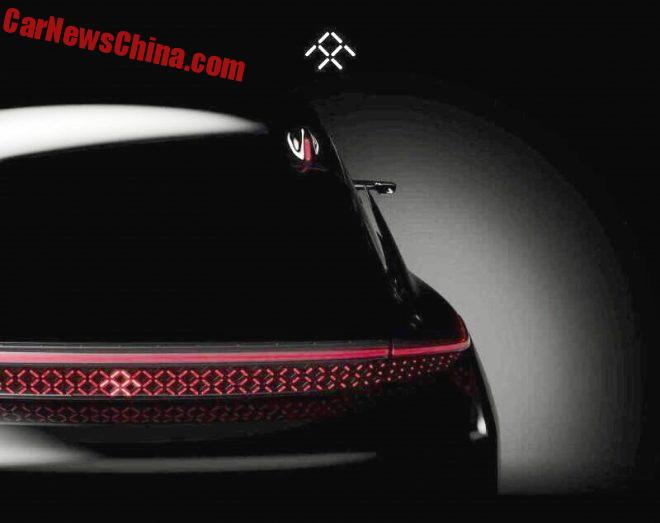 Faraday Future Teases Their Production Car
