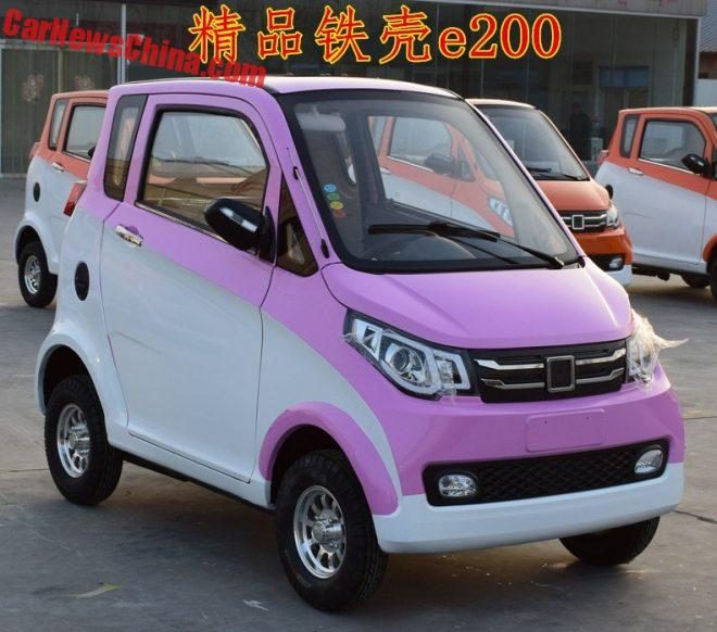 Zotye Finally Gets What It Deserves: A Clone Of One Of Its Own