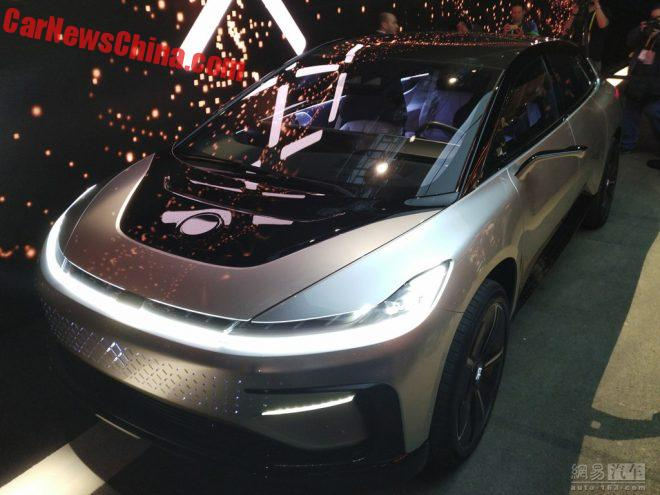 More About The Faraday Future FF91 Electric Car