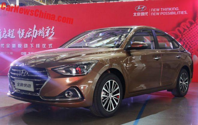 This Is The New Hyundai Celesta Sedan For China