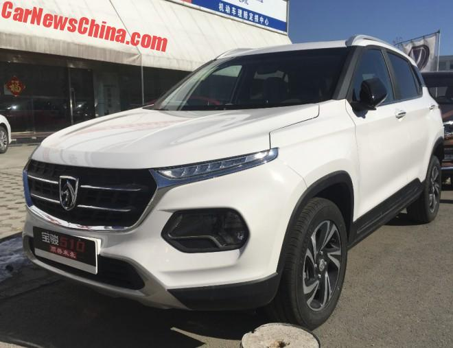 Baojun 510 Hits The Chinese Car Market