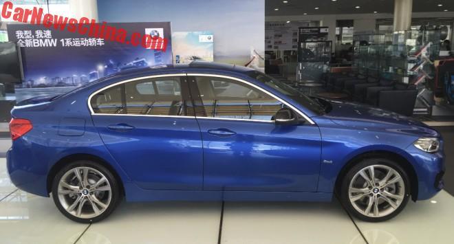 BMW 1-Series Sedan