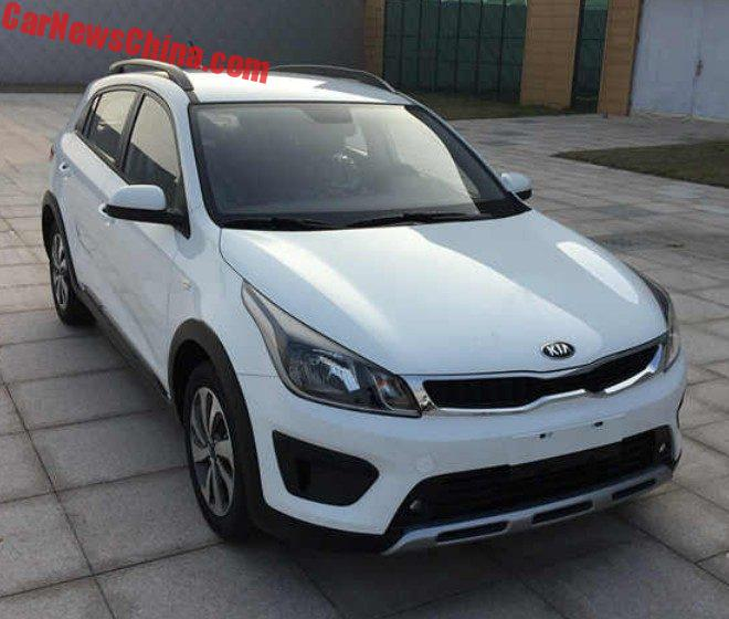 This Is The Kia K2 Cross Because The World Needs More Crossovers