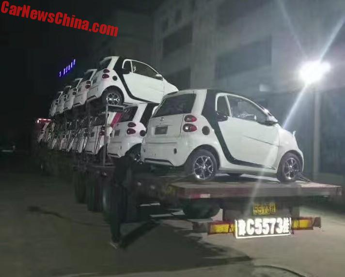 The Jijie Tule Is A Low Sd Electric Vehicle Lsev It Made By Company Called Jujie Technology Based In Great City Of Changzhou