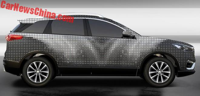 FAW Teases The Senya R9 SUV For The Shanghai Auto Show
