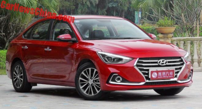 Hyundai Celesta Hits The Chinese Car Market