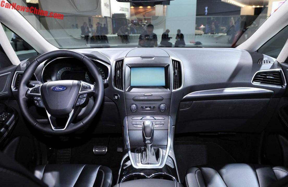 2015 Ford S Max