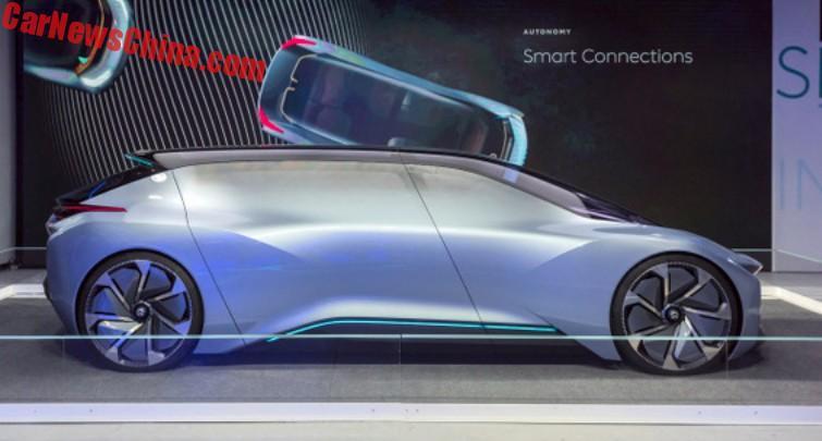 nio launches the eve autonomous electric concept car. Black Bedroom Furniture Sets. Home Design Ideas