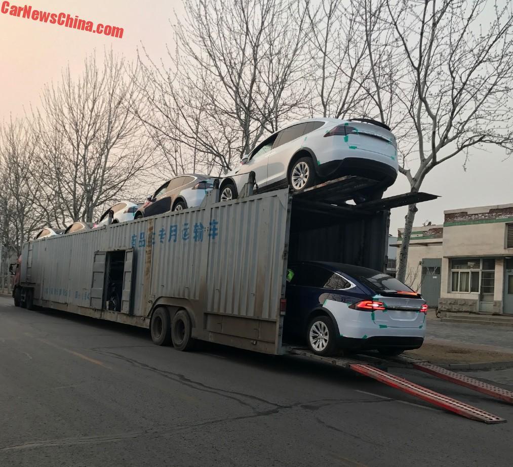 Tesla Car Crash So Far
