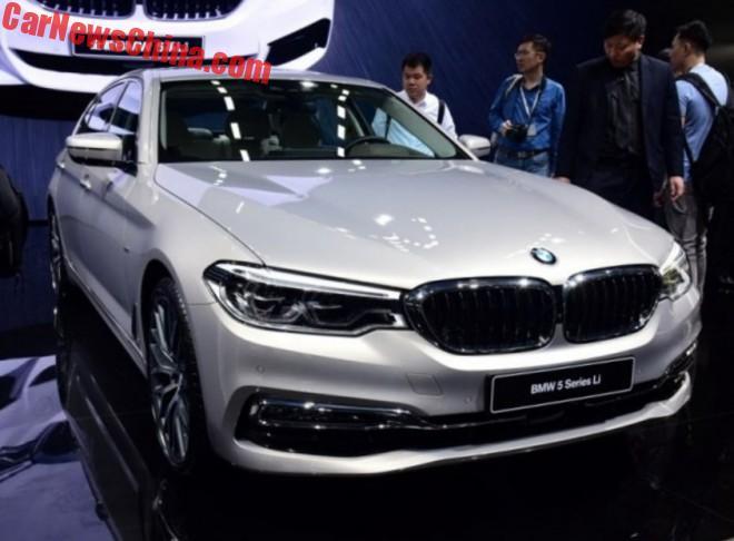 BMW 5-Series Li