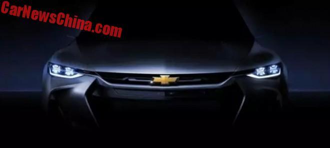 Chevrolet Teases The FNR-X Concept For The Shanghai Auto Show