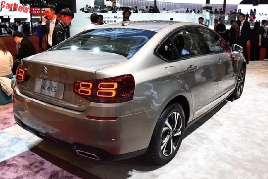 facelifted citroen c5 launched on the shanghai auto show Citroen XM Interior citroen c5