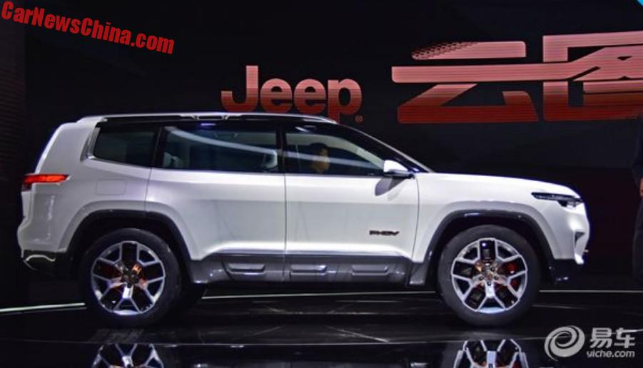 Jeep Concept China E