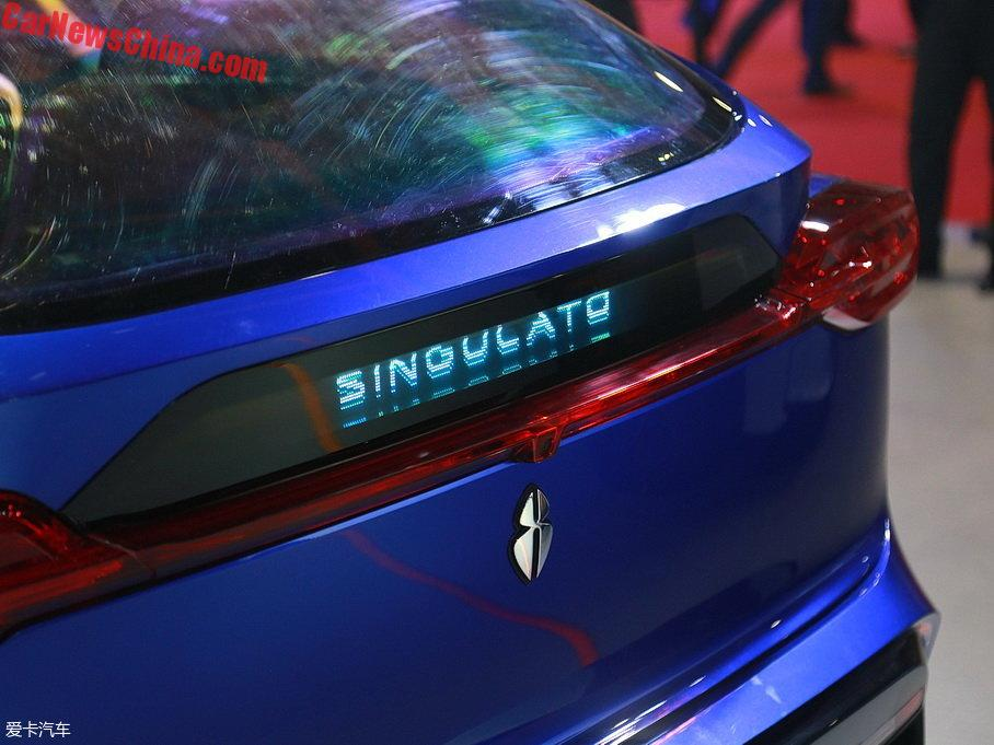 The Singulato Is6 From China Is Aimed At The Tesla Model 3