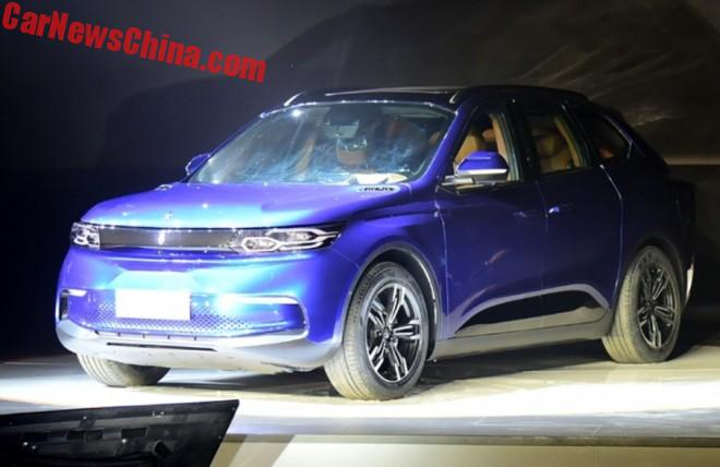 The Singulato iS6 Is Another Chinese Answer To Tesla