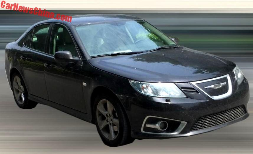 Nevs Saab 9 3 Will Be Unveiled On June 7 In China