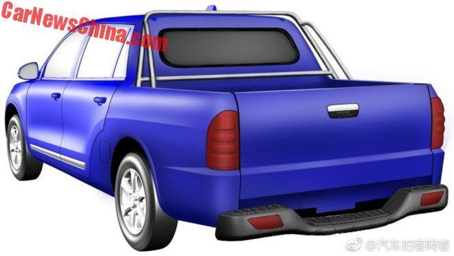 Yema pickup truck